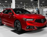 2020 Acura TLX PMC Edition Front Three-Quarter Wallpapers 150x120 (26)