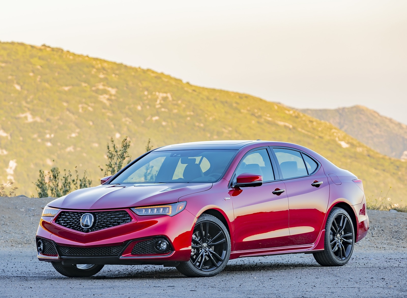 2020 Acura TLX PMC Edition Front Three-Quarter Wallpapers (5)