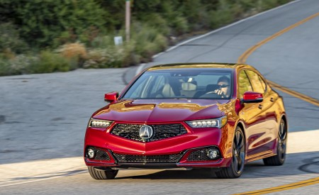 2020 Acura TLX PMC Edition Wallpapers & HD Images