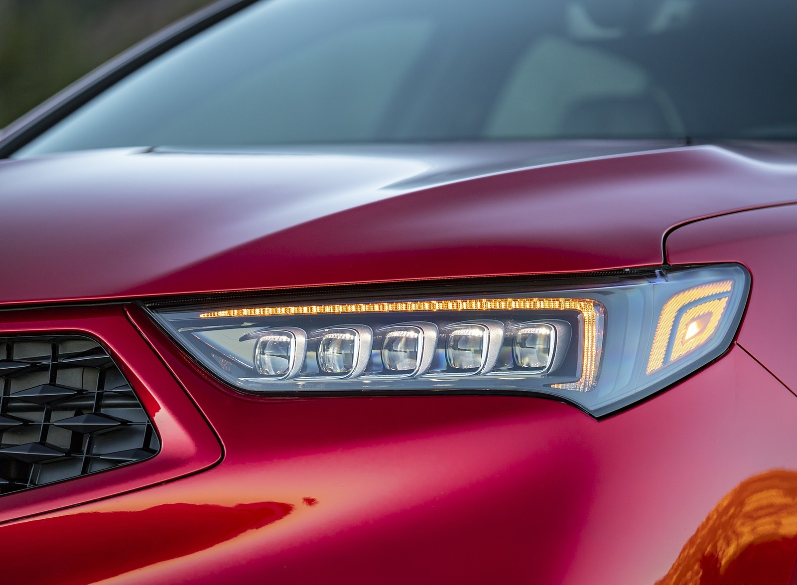 2020 Acura TLX PMC Edition Headlight Wallpapers (13)