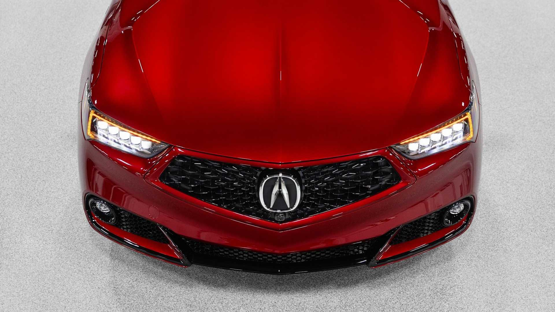 2020 Acura TLX PMC Edition Hood Wallpaper (6)