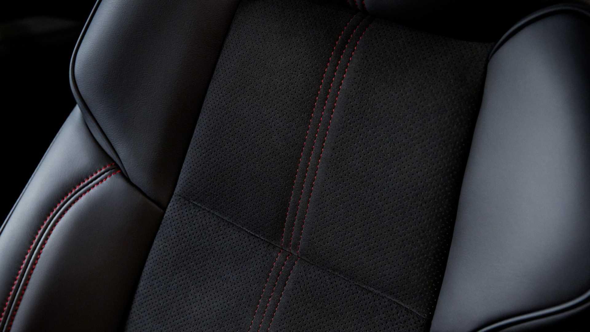 2020 Acura TLX PMC Edition Interior Seats Wallpaper (13)