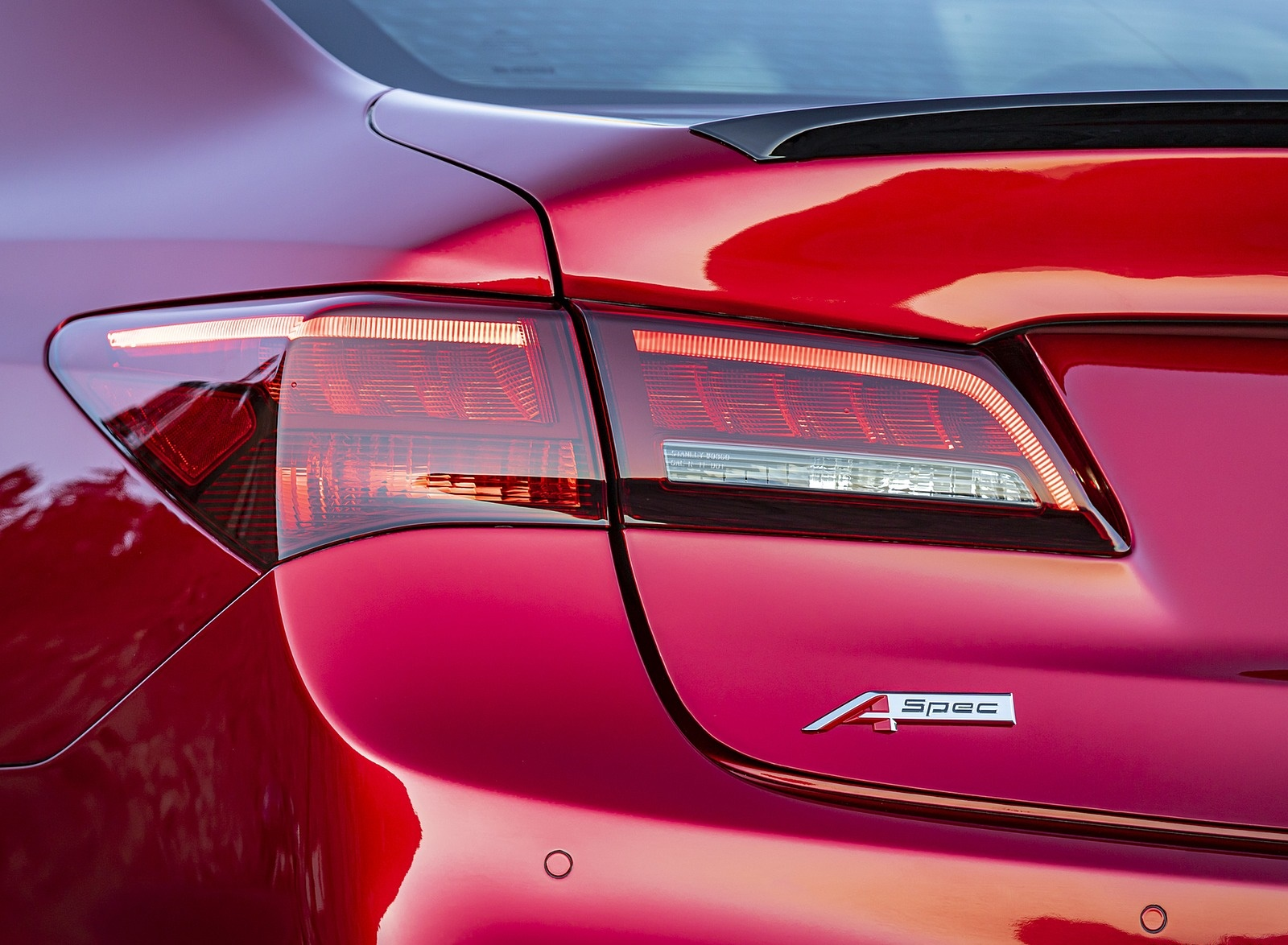 2020 Acura TLX PMC Edition Tail Light Wallpapers (11)