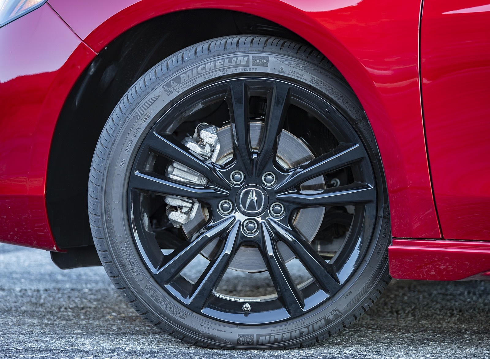 2020 Acura TLX PMC Edition Wheel Wallpapers (10)