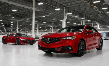 2020 Acura TLX PMC Edition Wallpapers