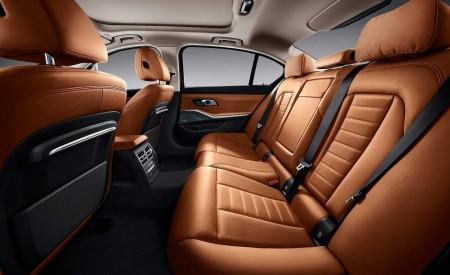 2020 BMW 3 Series Sedan Long Wheelbase Interior Wallpapers 450x275 (11)