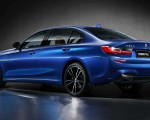 2020 BMW 3 Series Sedan Long Wheelbase Rear Three-Quarter Wallpapers 150x120 (13)