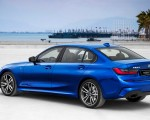 2020 BMW 3 Series Sedan Long Wheelbase Rear Three-Quarter Wallpapers 150x120 (9)