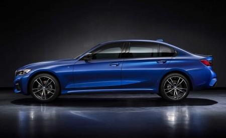 2020 BMW 3 Series Sedan Long Wheelbase Side Wallpapers 450x275 (14)
