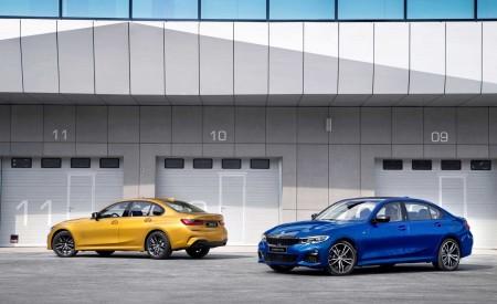 2020 BMW 3 Series Sedan Long Wheelbase Wallpapers 450x275 (10)