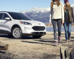 2020 Ford Escape Detail Wallpapers 150x120 (8)