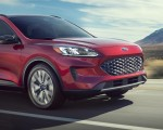 2020 Ford Escape Hybrid Detail Wallpapers 150x120 (4)