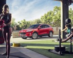 2020 Ford Escape Hybrid Front Three-Quarter Wallpapers 150x120 (10)