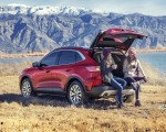 2020 Ford Escape Hybrid Rear Three-Quarter Wallpapers 150x120 (11)