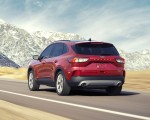 2020 Ford Escape Hybrid Rear Three-Quarter Wallpapers 150x120 (2)