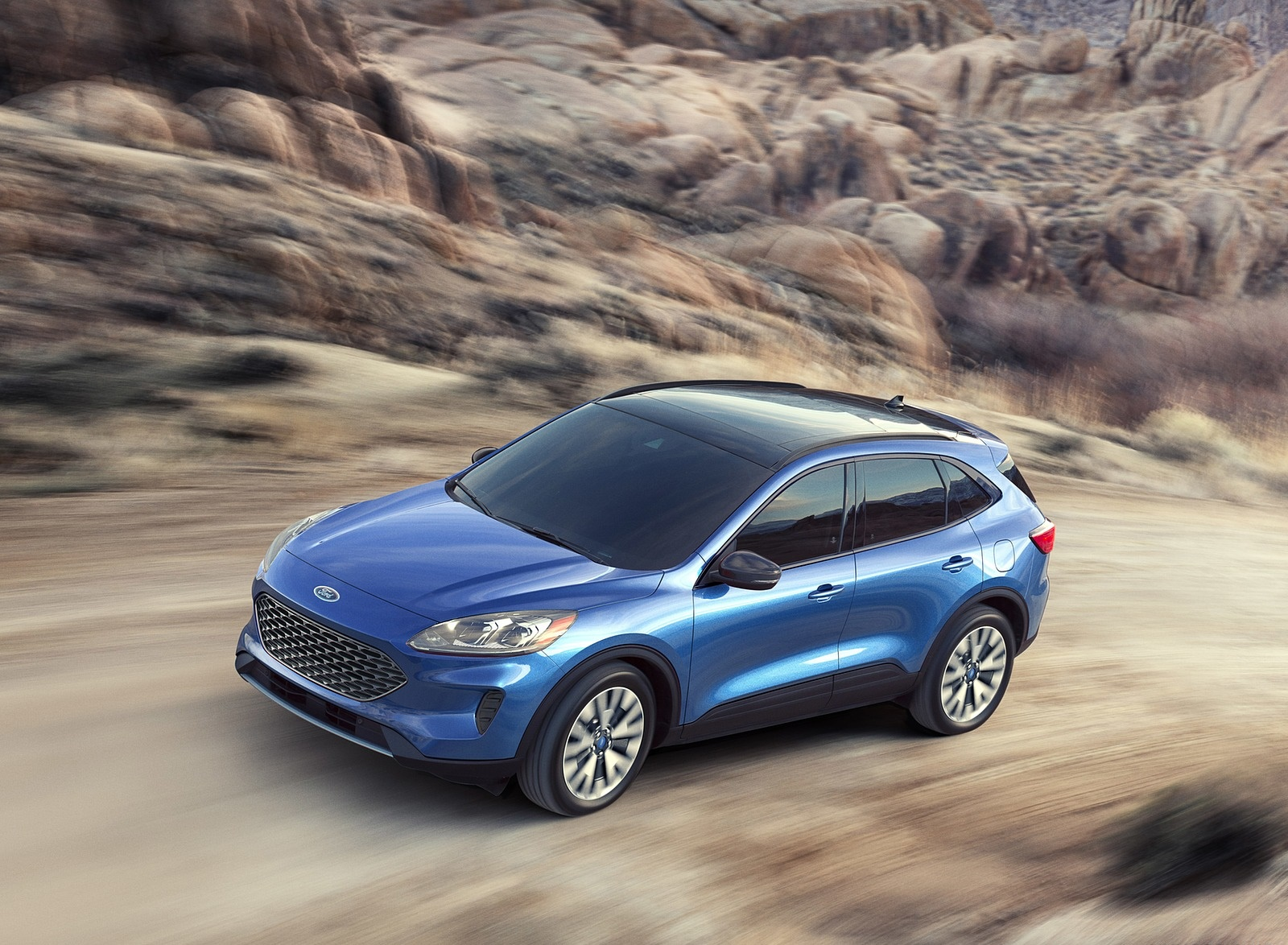 2020 Ford Escape Off-Road Wallpapers (5)