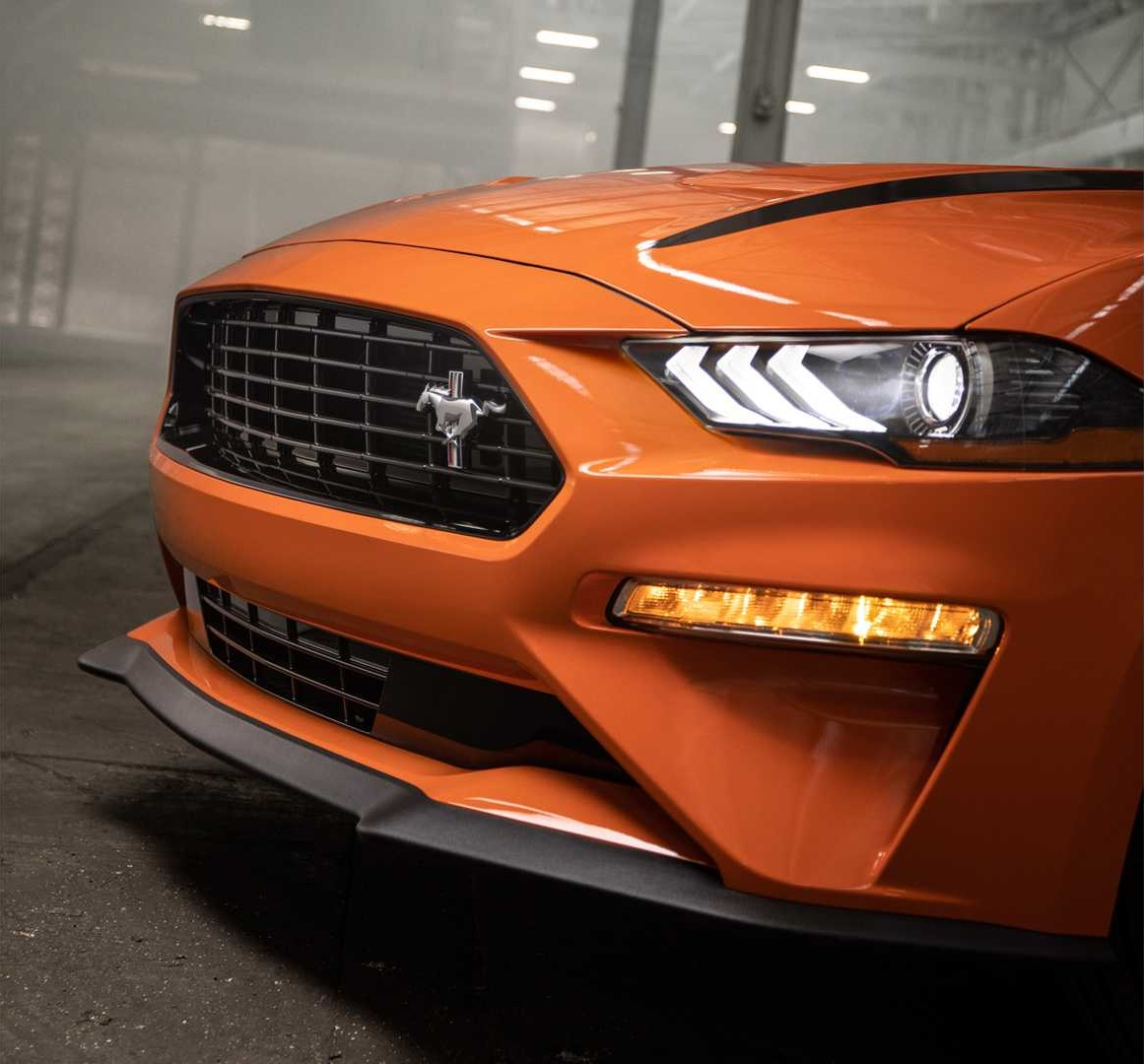 2020 Ford Mustang 2.3L High Performance Package Headlight Wallpapers (13)