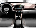 2020 Hyundai Venue Design Sketch Wallpapers 150x120 (27)