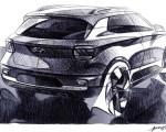 2020 Hyundai Venue Design Sketch Wallpapers 150x120 (29)