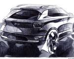 2020 Hyundai Venue Design Sketch Wallpapers 150x120 (30)