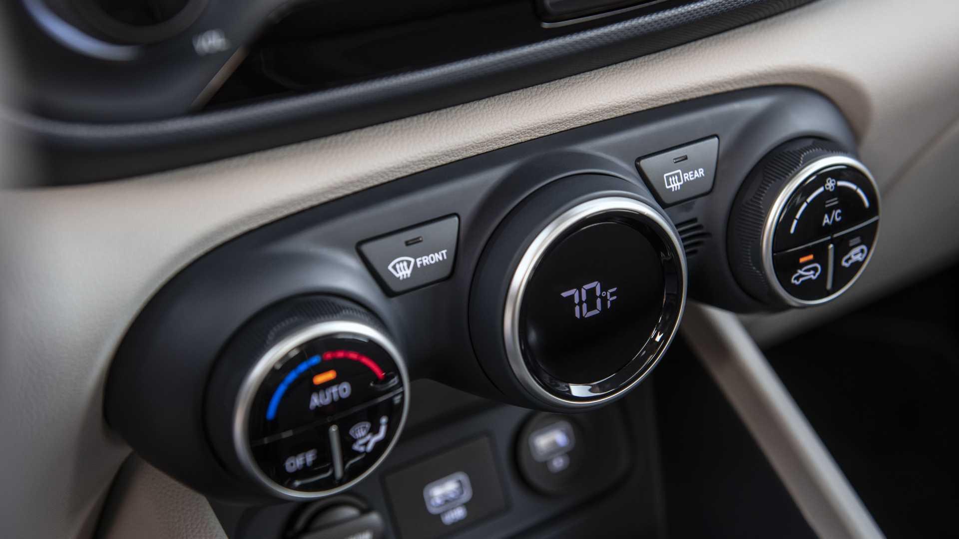 2020 Hyundai Venue Interior Detail Wallpapers 21 Newcarcars