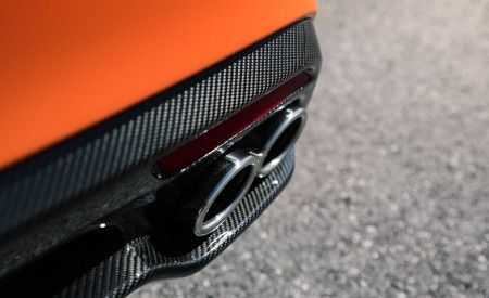 2020 Kia Stinger GTS Exhaust Wallpapers 450x275 (12)
