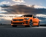 2020 Kia Stinger GTS Front Three-Quarter Wallpaper 150x120 (4)