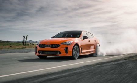 2020 Kia Stinger GTS Wallpapers HD