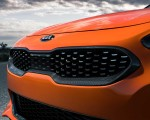 2020 Kia Stinger GTS Grill Wallpaper 150x120 (11)