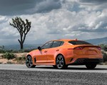 2020 Kia Stinger GTS Rear Three-Quarter Wallpaper 150x120 (5)