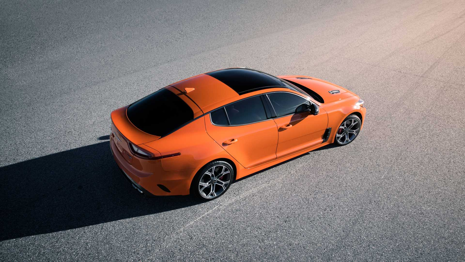 2020 Kia Stinger GTS Top Wallpaper (6)