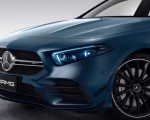 2020 Mercedes-AMG A35 L Sedan 4MATIC Detail Wallpapers 150x120 (7)