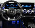 2020 Mercedes-AMG A35 L Sedan 4MATIC Interior Steering Wheel Wallpapers 150x120 (10)