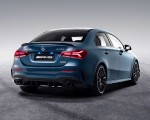 2020 Mercedes-AMG A35 L Sedan 4MATIC Rear Three-Quarter Wallpaper 150x120 (5)