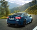 2020 Mercedes-AMG A35 L Sedan 4MATIC Rear Three-Quarter Wallpapers 150x120 (3)
