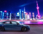 2020 Mercedes-AMG A35 L Sedan 4MATIC Side Wallpaper 150x120 (4)