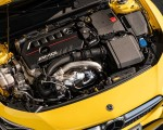 2020 Mercedes-AMG CLA 35 4MATIC (Color: Sun Yellow) Engine Wallpapers 150x120 (28)