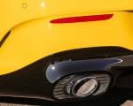 2020 Mercedes-AMG CLA 35 4MATIC (Color: Sun Yellow) Exhaust Wallpaper 150x120 (27)