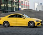 2020 Mercedes-AMG CLA 35 4MATIC (Color: Sun Yellow) Front Three-Quarter Wallpapers 150x120 (13)