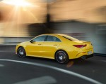 2020 Mercedes-AMG CLA 35 4MATIC (Color: Sun Yellow) Rear Three-Quarter Wallpapers 150x120 (9)