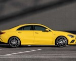2020 Mercedes-AMG CLA 35 4MATIC (Color: Sun Yellow) Side Wallpapers 150x120 (18)