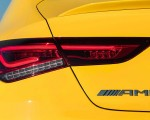 2020 Mercedes-AMG CLA 35 4MATIC (Color: Sun Yellow) Tail Light Wallpapers 150x120 (23)