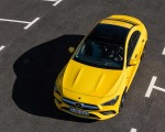 2020 Mercedes-AMG CLA 35 4MATIC (Color: Sun Yellow) Top Wallpapers 150x120 (19)