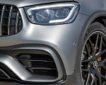 2020 Mercedes-AMG GLC 63 Coupe Front Bumper Wallpapers 150x120 (12)