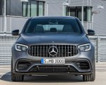 2020 Mercedes-AMG GLC 63 Coupe Front Wallpapers 150x120 (8)