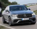 2020 Mercedes-AMG GLC 63 Coupe Front Wallpapers 150x120 (3)