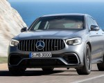 2020 Mercedes-AMG GLC 63 Coupe Wallpapers