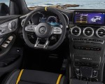 2020 Mercedes-AMG GLC 63 Coupe Interior Cockpit Wallpapers 150x120 (18)