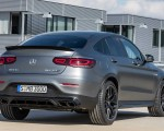 2020 Mercedes-AMG GLC 63 Coupe Rear Three-Quarter Wallpapers 150x120 (9)