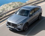 2020 Mercedes-AMG GLC 63 Coupe Top Wallpapers 150x120 (6)